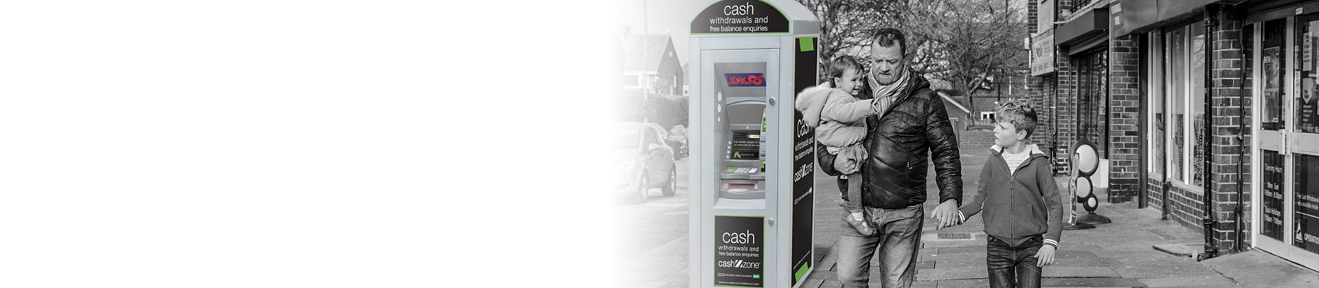 Cashzone Retailers Services Banner